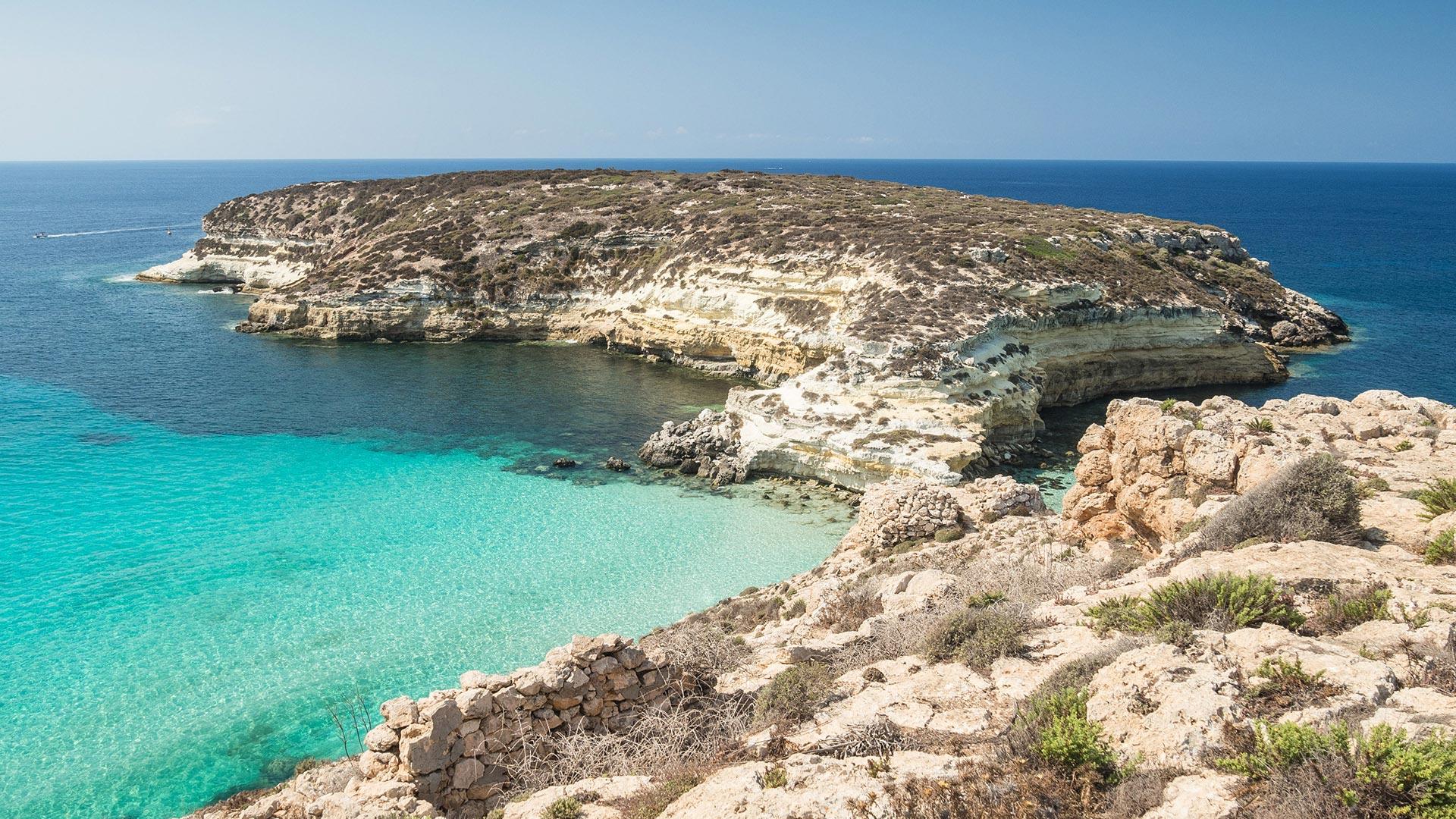 Cala palme dimore di vacanza fascino e relax for Soggiorno lampedusa